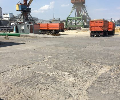 автомобильные весы 80 тонн порт ремонт