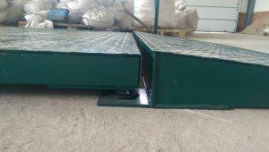 платформенные весы лист 2мм платформа не совпадает по высоте с пандусом
