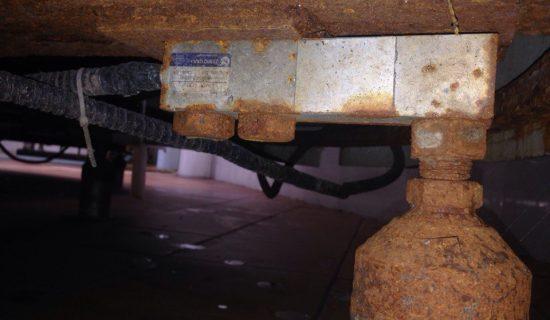 коррозия никелированный тензодатчик