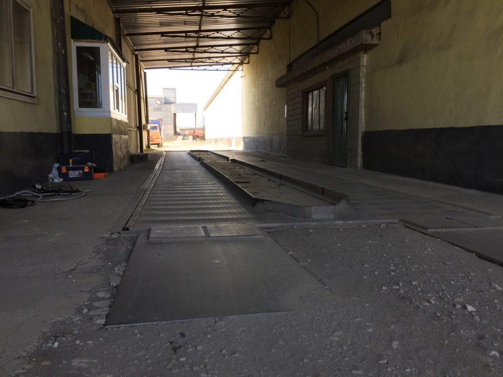 ремонт автомобильных весов ЮТЭК Ростов на Дону